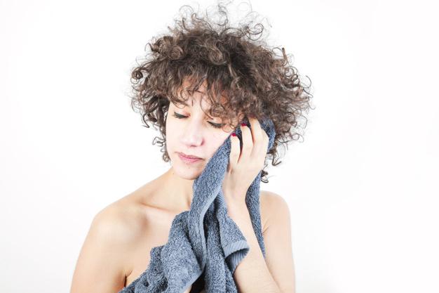 Merawat rambut rontok